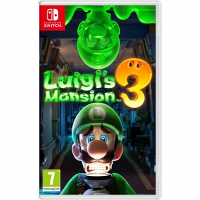 Juego nintendo switch -  luigi's mansion-Ref:10002142