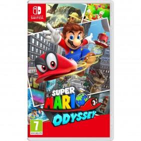 Juego nintendo switch -  super mario-Ref:2521281