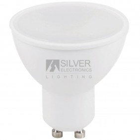 Bombilla led silver electronic eco dicroica-Ref:1440710
