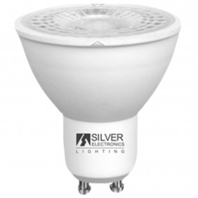 Bombilla led silver electronic eco dicroica-Ref:1440910