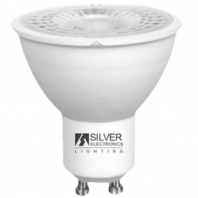 Bombilla led silver electronic eco dicroica - - Ref: 1460910