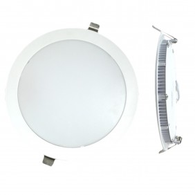 Bombilla led silver electronic downlight 18w-Ref:1471840