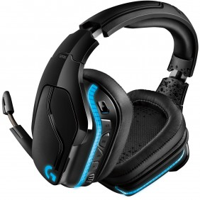 Auriculares logitech g935 gaming 7.1 wireless-Ref:981-000744