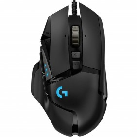 Mouse raton logitech g502 hero optico-Ref:910-005471