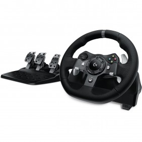 Volante logitech g920 gaming driving force-Ref:941-000123