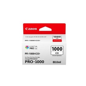 Cartucho tinta canon pfi - 1000co optimidizador color-0556C001AARef:0556C001