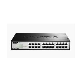 Switch d - link 24 ptos 10 100 - - Ref: DGS-1024D