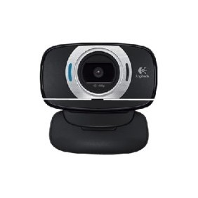 Webcam logitech c615 full hd-Ref:960-001056