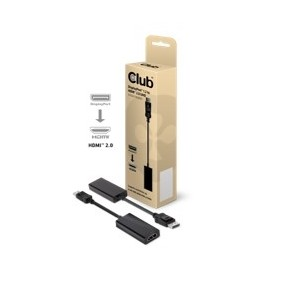 Adaptador club 3d displayport 1.2 a-Ref:CAC-1070