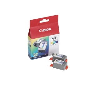 Cartucho tinta canon negro bci15pack i70 - 8191A002- Ref: BCI15PACK