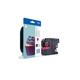 Cartucho tinta brother lc123m magenta 600-LC-123MBPRef:LC123MBP