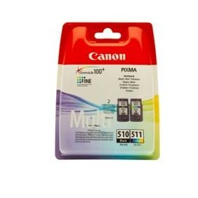 Multipack canon pg510+cl511 - - Ref: 2970B010