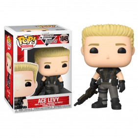 Funko pop cine starship troopers ace-51945Ref:MGS0000000197