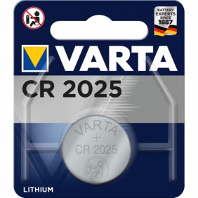 Blister pilas varta litio boton cr - 2025-Ref:6025112401