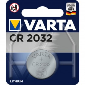 Blister pilas varta litio boton cr - 2032-Ref:6032112401