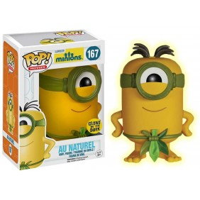 Funko pop minions minion al natural-6447Ref:MGS0000000030