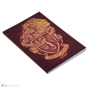 Cuaderno a5 harry potter gryffindor-PYRHPGRYFFRef:MGS0000000263