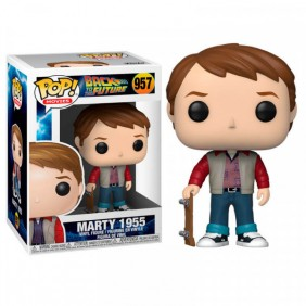 Funko pop regreso al futuro marty-46913Ref:MGS0000000274