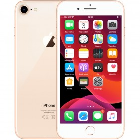 Telefono movil smartphone reware apple iphone-IPHONE8256GBGOLDRef:MGS0000000247