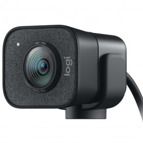 Camara logitech streamcam full hd usb - c-Ref:960-001281