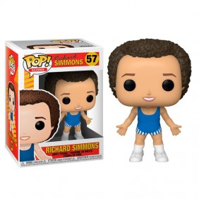 Funko pop iconos richard simmons 52614-52614Ref:MGS0000000337