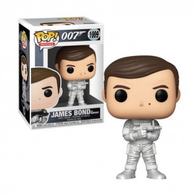 Funko pop cine james bond no-35636Ref:MGS0000000344