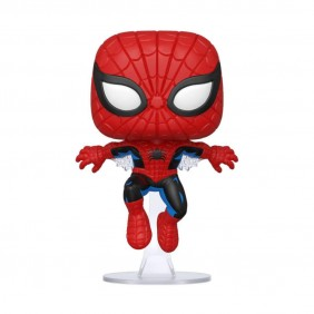 Funko pop marvel spider - man 80th primera-Ref:46952