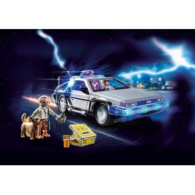 Playmobil regreso al futuro delorean edicion-70317Ref:MGS0000000317