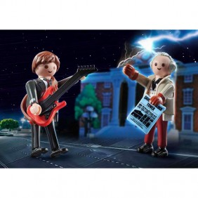 Playmobil regreso al futuro marty mcfly-70459Ref:MGS0000000319