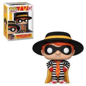 Funko pop iconos mcdonald´s hamburglar 45724-45724Ref:MGS0000000480