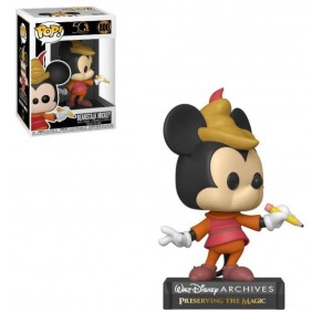 Funko pop disney archivos mickey mouse-49892Ref:MGS0000000482