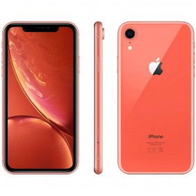 Telefono movil smartphone reware apple iphone-XR128GBCORALCPORef:MGS0000000571