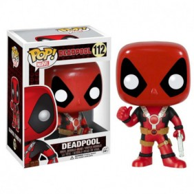 Funko pop marvel deadpool deadpool pulgar-7487Ref:MGS0000000099