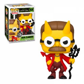 Funko pop the simpsons halloween flanders-50141Ref:MGS0000000824