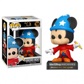 Funko pop disney archivos mickey mouse-49891Ref:MGS0000000884