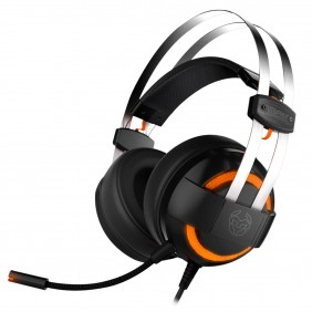 Auriculares con microfono krom kode gaming - NXKROMKDE- Ref: MGS0000000790