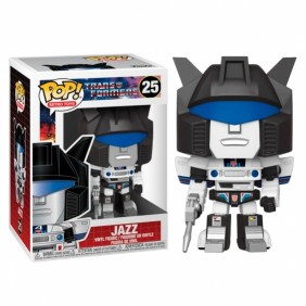 Funko pop cine transformers jazz 50968-50968Ref:MGS0000001078