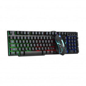 Kit teclado + raton gaming xtrike - MK-804KIT- Ref: MGS0000000743
