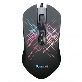 Mouse raton xtrike me gm - 510 gaming-GM-510Ref:MGS0000000691