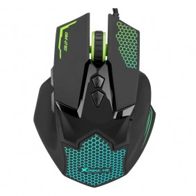 Mouse raton xtrike me gm - 216 gaming - GM-216- Ref: MGS0000000713