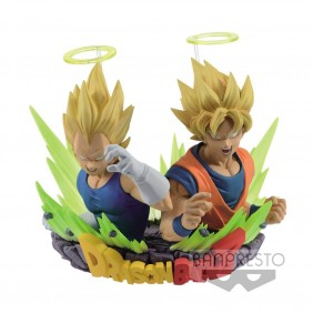 Figura banpresto dragon ball z gogeta-BP16879Ref:MGS0000001125