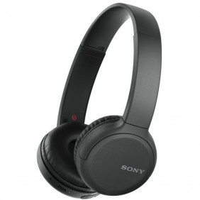 Auriculares sony whch510b negro inalambricos-Ref:WHCH510B