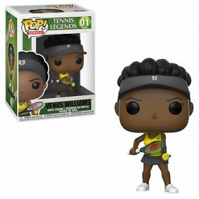 Funko pop deportes tenis venus williams-47731Ref:MGS0000001365