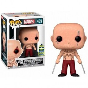 Funko pop marvel x - men wade wilson-48908Ref:MGS0000001401