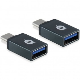 Kit adaptadores conceptronic usb tipo c - DONN03G- Ref: MGS0000001282