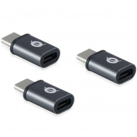 Kit adaptadores conceptronic usb tipo c - DONN05G- Ref: MGS0000001287