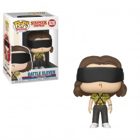 Funko pop stranger things battle eleven - - Ref: 39367