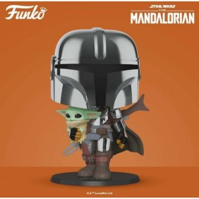 Funko pop star wars the mandalorian-49931Ref:MGS0000001537