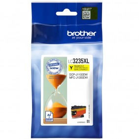 Cartucho tinta brother lc3235xly amarillo 5000 - LC3235XLY- Ref: MGS0000001202