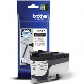 Cartucho tinta brother lc3237bk negro 3000 - LC3237BK- Ref: MGS0000001203